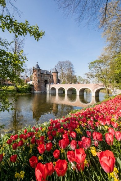 Floralia Brussels Package